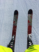 Head Monster M78 skis