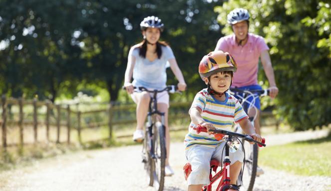 Trik Praktis Meminimalkan Risiko Cidera Saat Olahraga Bersepeda