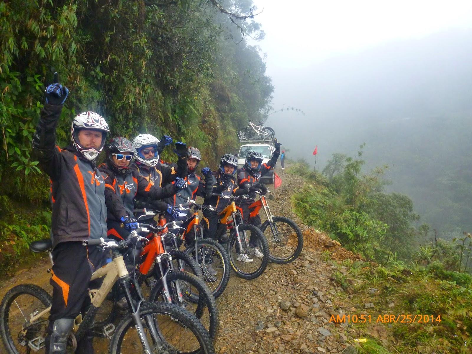 estrada da morte bolívia