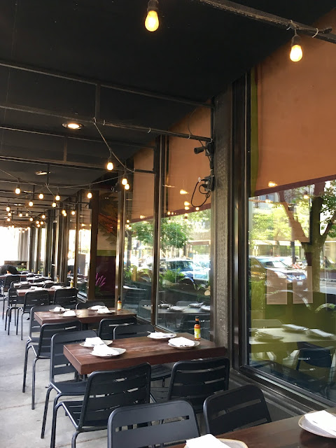 frontera grill patio seating