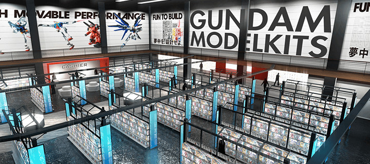 japan to open the gundam base tokyo in summer aims to open more