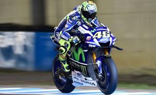 MotoGP Catalunya Spanyol: Rossi Hadapi Banyak Masalah