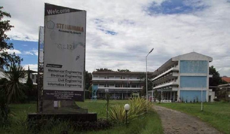 PENERIMAAN MAHASISWA BARU (STTM) 2018-2019 SEKOLAH TINGGI TEKNOLOGI MANDALA