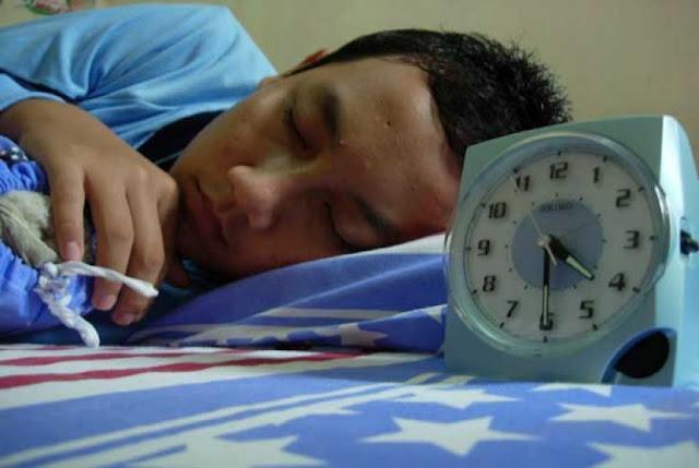 Rasulullah Melarang Kita Tidur di 2 Waktu ini