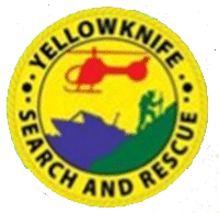Yellowknife Search and Rescue logo