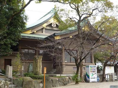 高津宮高津神社