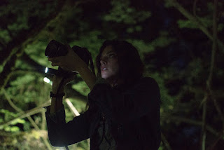 Blair Witch Callie Hernandez