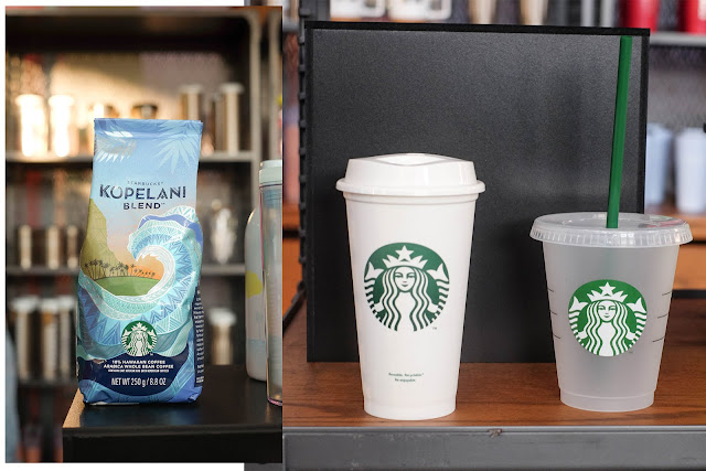 Patty Villegas - The Lifestyle Wanderer - Starbucks Philippines - Siren's Island - Summer 2019 - Tumbler - Whole Beans