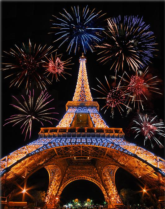 Funtastic Fun Facts About Paris Eiffel Tower