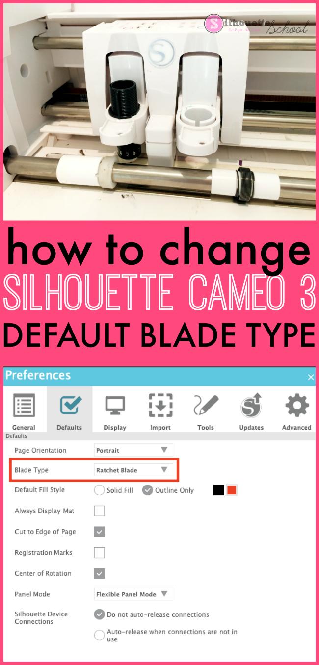Silhouette blade, silhouette cameo blade, silhouette auto blade, silhouette 101, silhouette america blog