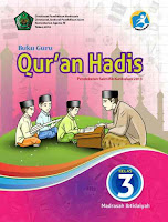 Buku Guru K13 PAI MI 3 Quran Hadits