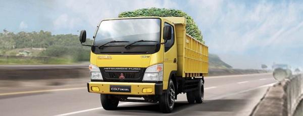 mitsubishi colt diesel super economical fe 73 terbaru
