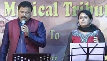 Keeravani Iravile Kanavile Cover Ganesh Radha Mohan