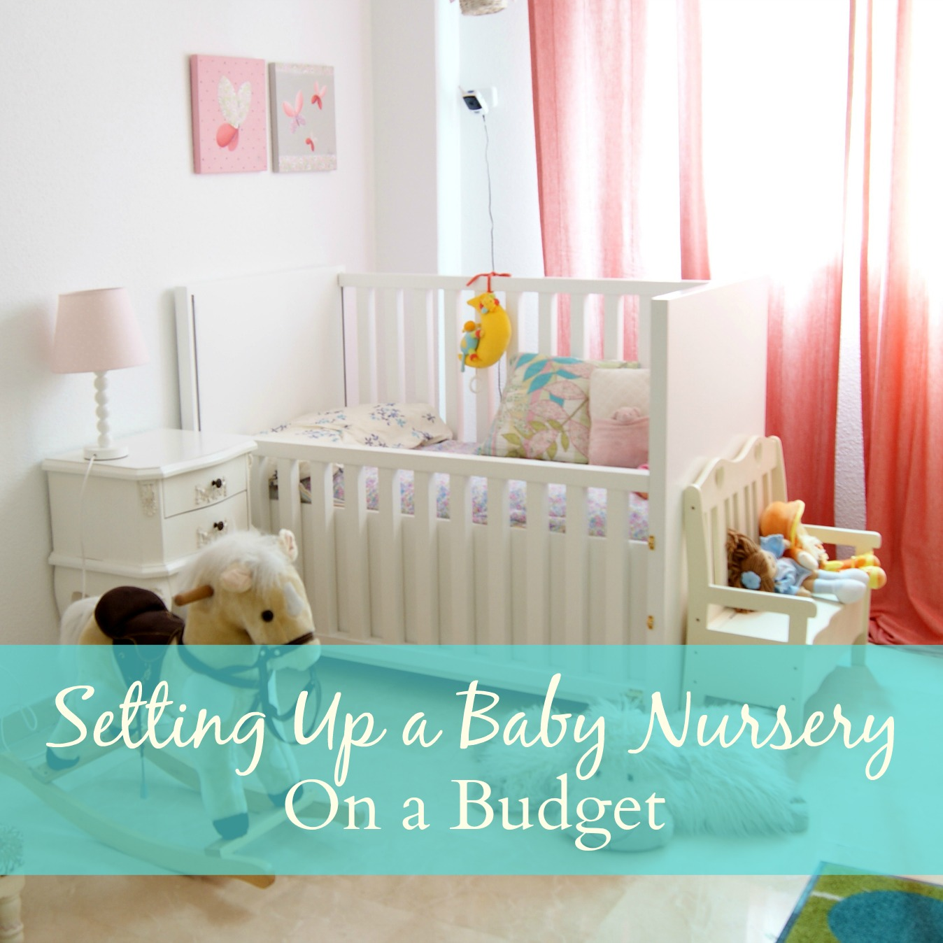How To Set Up A Baby Nursery On A Budget The Chill Mom