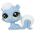 Littlest Pet Shop Series 1 Mini Pack Alina Skunkerby (#1-136) Pet