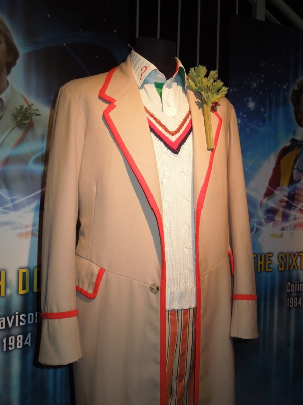 Peter Davison Fifth Doctor Who costume