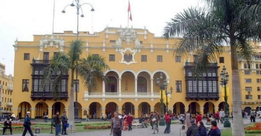 Congreso autoriza aumentar presupuesto a la Municipalidad de Lima