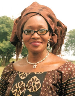 KEMI OLUNLOYO BEGS FOR DONATIONS TO RUN FOR OYO GOVERNORSHIP ELECTION