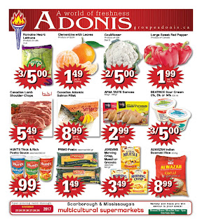 Marche Adonis Flyer November 23 – 29, 2017 Black Friday