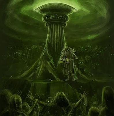 Крийчър - Хари Потър фен арт