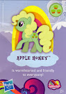 My Little Pony Apple Honey Blind Bag Cards