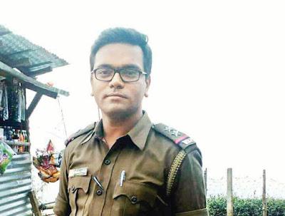 Sub-Inspector Amitava Malik