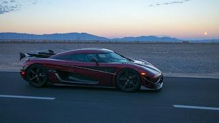 Koenigsegg agera rs record di velocità