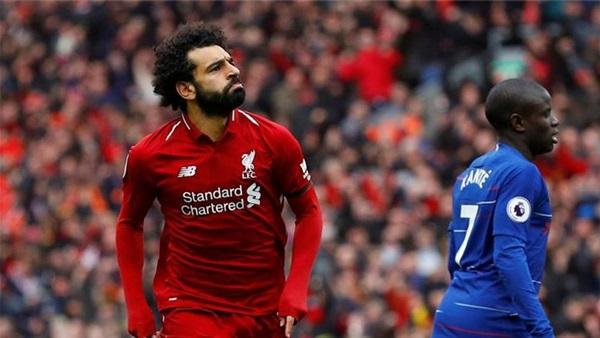 ليفربول يحدد سعر بيع محمد صلاح لـ ريال مدريد