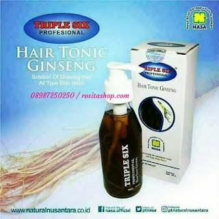 hair tonic nasa untuk rambut rontok