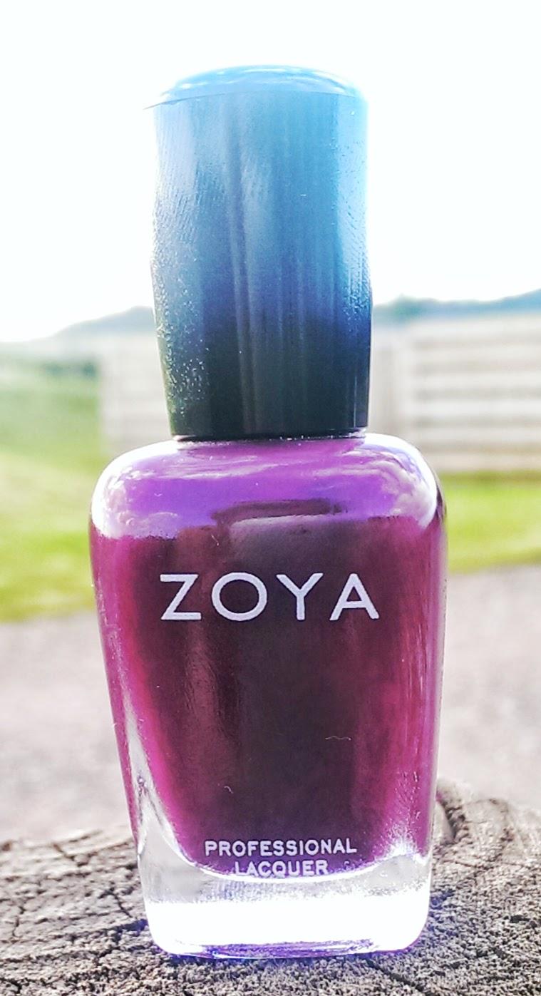 Zoya Anja Nail Polish by Fifi Friendly
