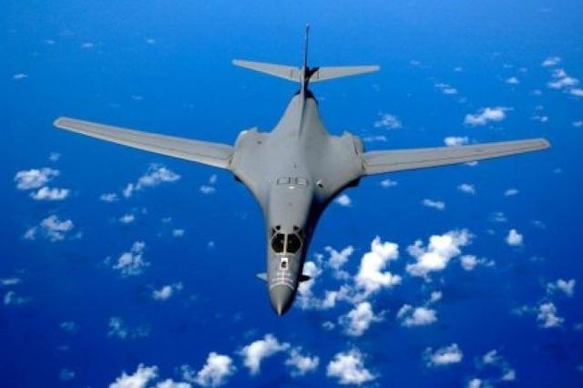 Pesawat Tempur AS Dekati Wilayah Korut
