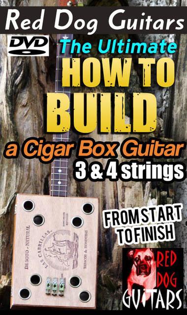 how to build a homemade guitar