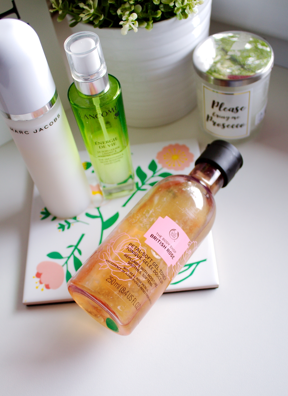 3x Nie | The Body Shop, Lancome i Marc Jacobs