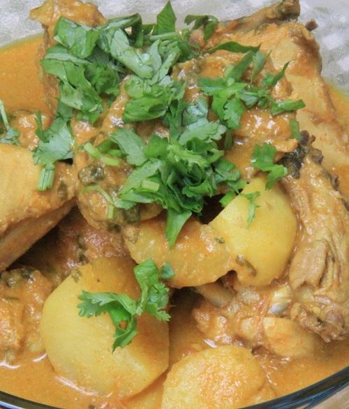 Resepi Ayam Masala Lazat!!