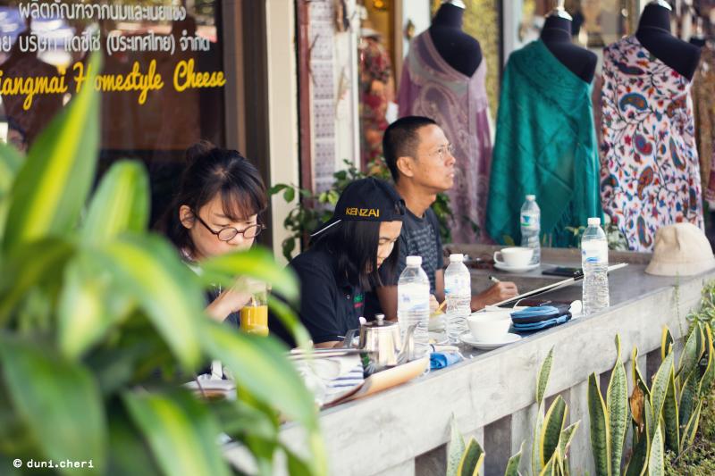 Thailand Künstler