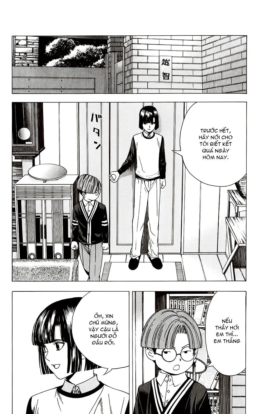 Hikaru No Go hikaru no go chap 92 trang 8