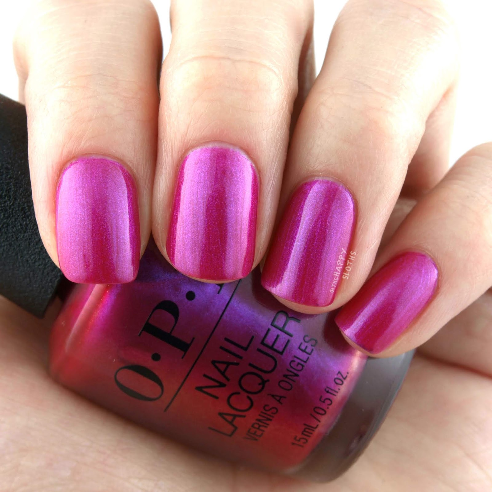 OPI Spring 2019 Tokyo Collection | All Your Dreams in Vending Machines: Review and Swatches