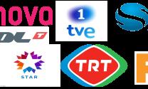 Spain movistar PT SIC Albania tring EX-YU Turkey TRT IPTV