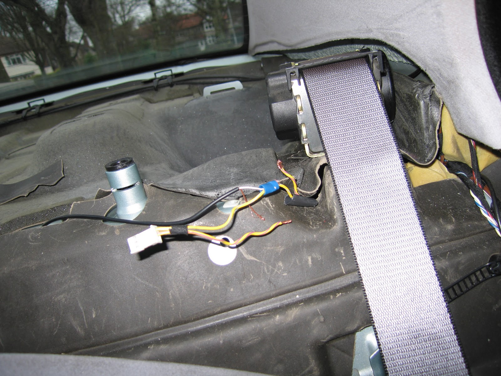 Bmw E39 Speaker Wiring Books Of Diagram E38 Amplifier Stereo Tape 34 Wire Colours