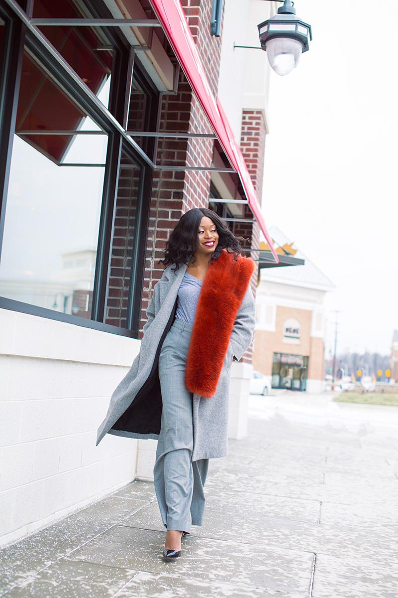 Winter essentials, jcrew stole, statement coats, www.jadore-fashion.com