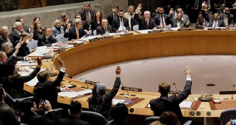 عاجل | قرار تاريخي من مجلس الأمن  بإيقاف الاستيطان الإسرائيلى