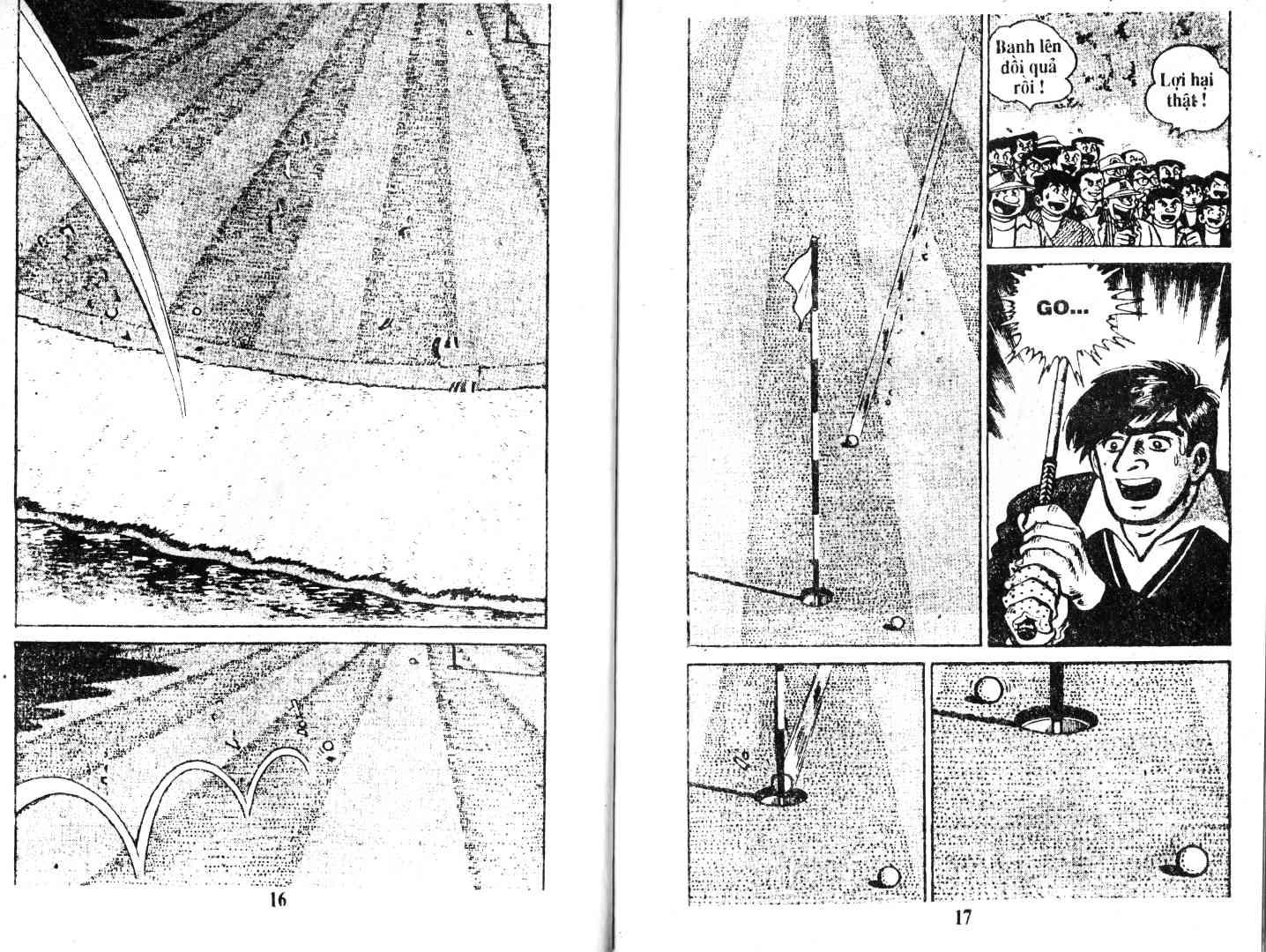 Ashita Tenki ni Naare chapter 46 trang 8