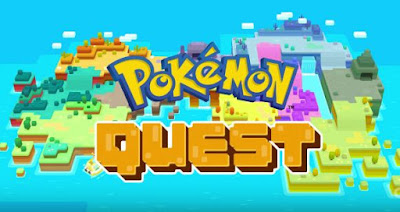 Pokémon Quest, Front Cover