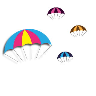 cartoon, fre picture, free, free clipart, free images, free png images, free vector parachute png, parachute clipart, parachute png image, png,