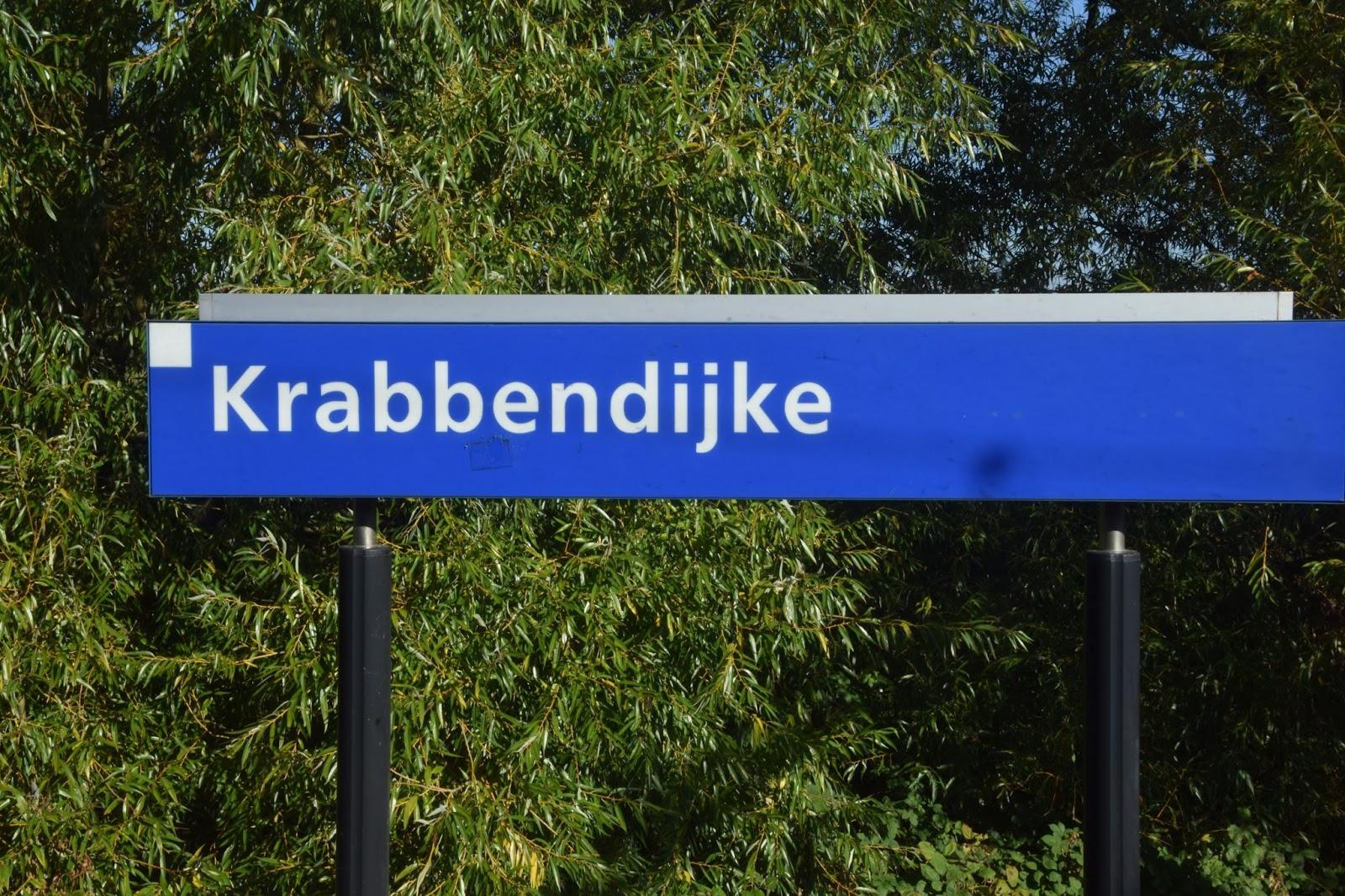 Krabbendijk w drodze do Middelburga