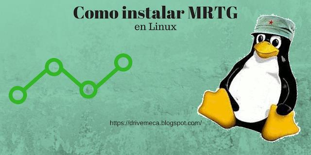 Como instalar MRTG en Linux