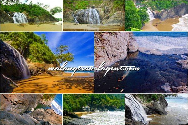 Pantai Banyu Anjlok Malang Selatan