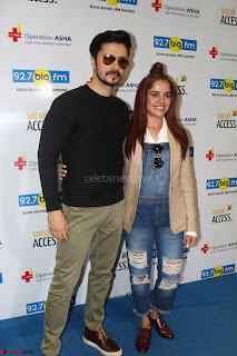 Piaa Bajpai launches TB Awareness Campaign with Darshan Kumaar 09.JPG