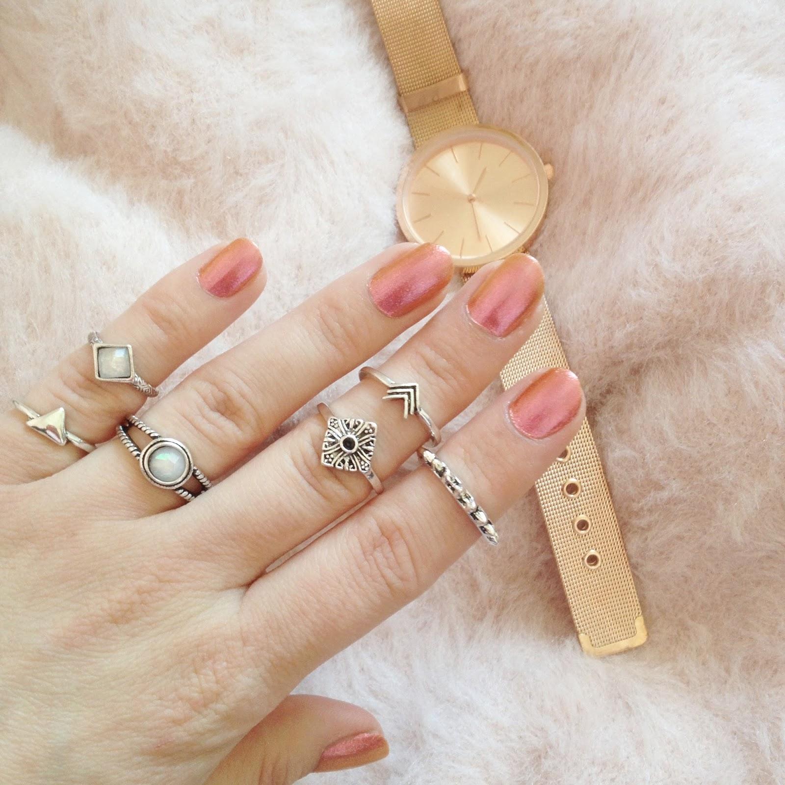 zaful rings