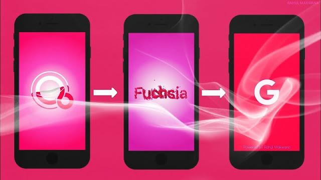 شركة جوجل تختبر نظام تشغيل فوشيا Fuchsia الجديد